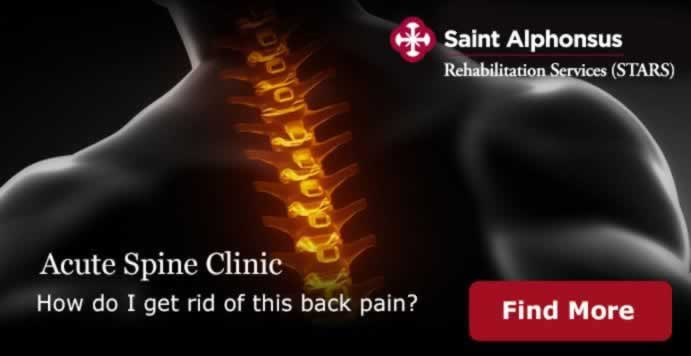 Spine care back pain | Boise Physical Therapy