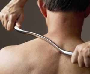 Graston technique shoulder treatment