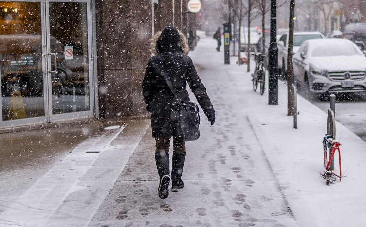 Avoiding Winter Injuries